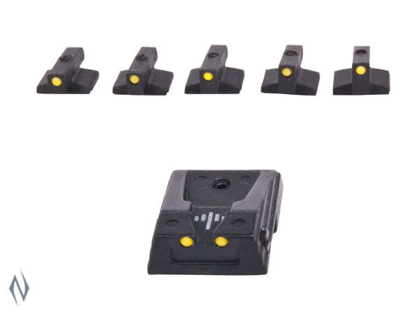 GSG 1911 AJUSTABLE FRONT & REAR SIGHT KIT - SKU: GSG4110150, 50-100, ebay, front-sights-accessories, gsg, Optics