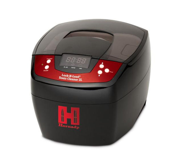 HORNADY - SONIC CLEANER 220V 2 LT - SKU: H043321, 200-500, case-cleaning-preparation, ebay, hornady, Reloading-Supplies