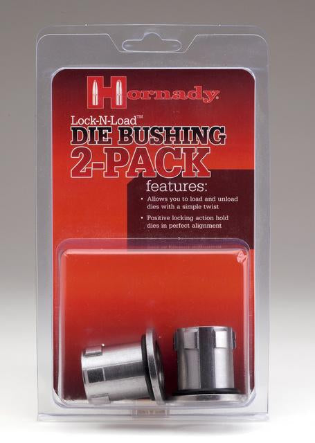 HORNADY - LOCK N LOAD DIE BUSHING (2 PAC - SKU: H044094, ebay, hornady, reloading-press-accessories, Reloading-Supplies, under-50