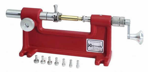 HORNADY - TRIMMER WITH CAM LOCK - SKU: H050140, 100-200, ebay, hornady, meplat-uniformers-trimmers, Reloading-Supplies