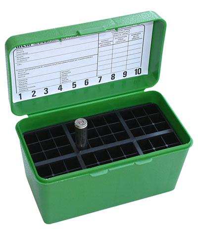 MTM - 50 RD AMMO BOX DELUXE 300 REM - SKU: H50-XL-10, ammo-boxes, ebay, mtm, ReloAding-Supplies, under-50