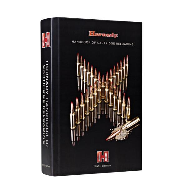 HORNADY - HANDBOOK 10TH EDITION - SKU: H99240, 50-100, Amazon, ebay, hornady, reloading-manuals, Reloading-Supplies