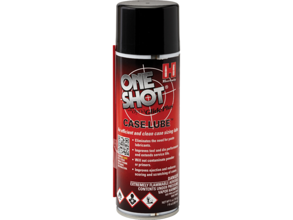 HORNADY - ONE SHOT 10OZ CASE LUBE - SKU: H99913, ebay, Gun-Cleaning, hornady, lubricants-protectants, Shooting-Gear, under-50