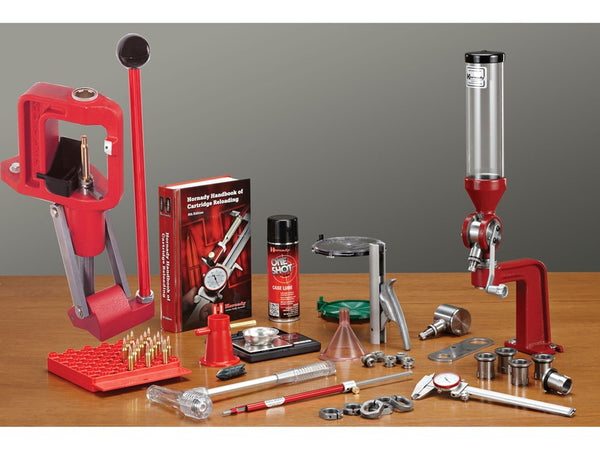 HORNADY - LOCK N LOAD CLASSIC DLX KIT - no one shot - SKU: H085011, 500-1000, ebay, hornady, reloading-presses, Reloading-Supplies
