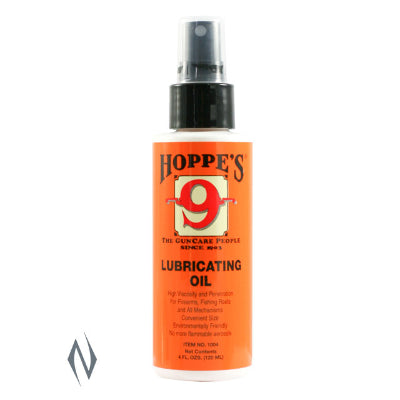 HOPPES NO 9 LUBRICATING OIL 4OZ PUMP - SKU: HP1004, ebay, Gun-Cleaning, hoppes, lubricants-protectants, Shooting-Gear, under-50