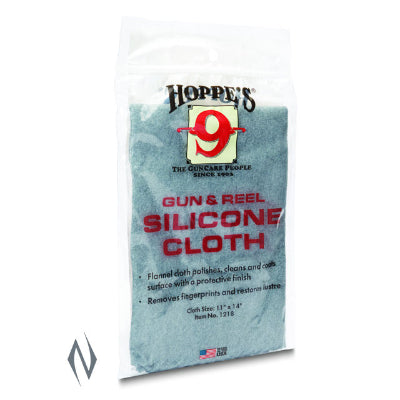 HOPPES GUN & REEL SILICONE CLOTH - SKU: HP1218, ebay, Gun-Cleaning, hoppes, mops, Shooting-Gear, under-50
