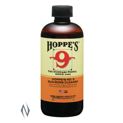 HOPPES NO 9 BORE SOLVENT 1 PINT - SKU: HP916, cleaners-degreasers, ebay, Gun-Cleaning, hoppes, Shooting-Gear, under-50