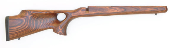 Howa - Thumbhole Stock Short Action Nutmeg - SKU: HSTKTHNSA