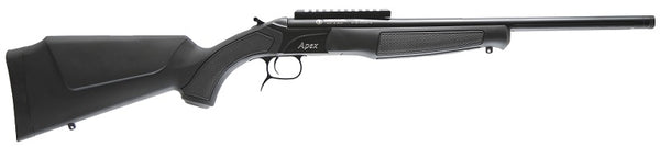 BERGARA - Bergara Apex Centrefire Rifle in 9.3x74R Blued barrel Black synthetic stock - SKU: CR9374S