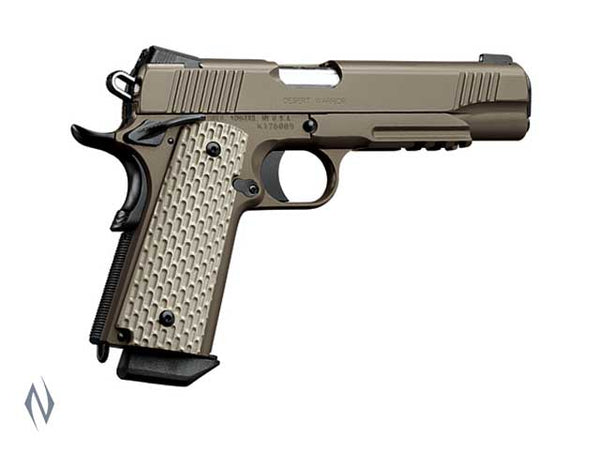 KIMBER 1911 DESERT WARRIOR 45ACP 127MM - SKU: K-DW45 a  from KIMBER sold by the best firearms store in Australia - Safari Firearms