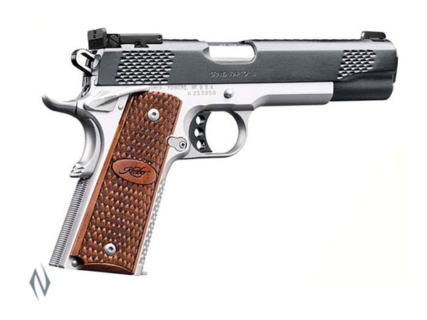 KIMBER 1911 GRAND RAPTOR II 45ACP - SKU: K-GRII45 a  from KIMBER sold by the best firearms store in Australia - Safari Firearms