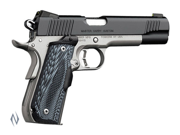 KIMBER 1911 MASTER CARRY CUSTOM 45ACP 127MM - SKU: K-MCC45 a  from KIMBER sold by the best firearms store in Australia - Safari Firearms