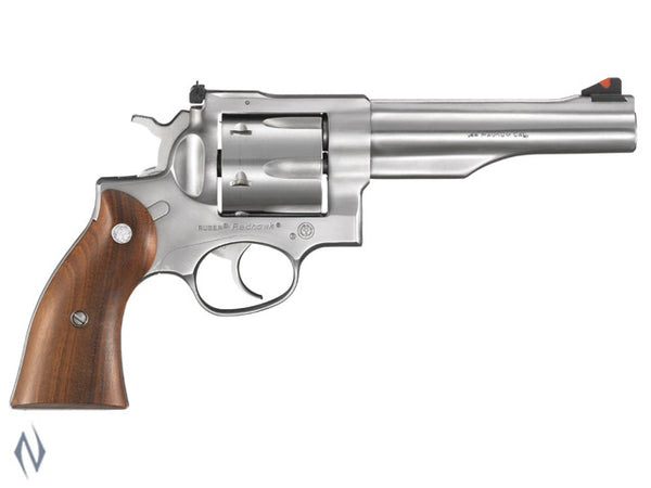 RUGER REDHAWK 44M STAINLESS 140MM 5.5 INCH - SKU: KRH445 a  from RUGER sold by the best firearms store in Australia - Safari Firearms