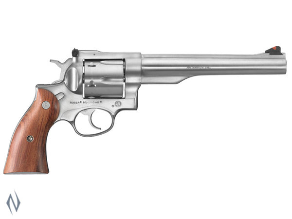 RUGER REDHAWK 44M STAINLESS 190MM 7.5 INCH - SKU: KRH44 a  from Safari Outdoors sold by the best firearms store in Australia - Safari Firearms