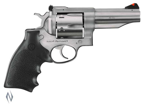 RUGER REDHAWK 45LC STAINLESS 107MM 4.5 INCH - SKU: KRH454 a  from RUGER sold by the best firearms store in Australia - Safari Firearms