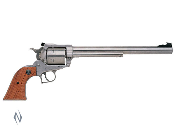 RUGER SUPER BLACKHAWK 44M STAINLESS 265MM - SKU: KS411N a  from RUGER sold by the best firearms store in Australia - Safari Firearms