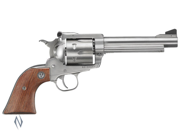 RUGER SUPER BLACKHAWK 44M STAINLESS 140MM - SKU: KS45N a  from RUGER sold by the best firearms store in Australia - Safari Firearms