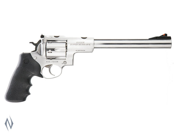 RUGER SUPER REDHAWK 44M STAINLESS 241MM 9.5 INCH - SKU: KSRH9 a  from RUGER sold by the best firearms store in Australia - Safari Firearms