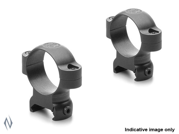 LEUPOLD LRW 1 INCH RINGS MEDIUM MATTE - SKU: LE120974 a  from LEUPOLD sold by the best firearms store in Australia - Safari Firearms