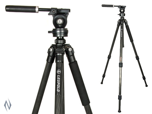 LEUPOLD CARBON FIBRE TRIPOD KIT - SKU: LE170600 a  from LEUPOLD sold by the best firearms store in Australia - Safari Firearms