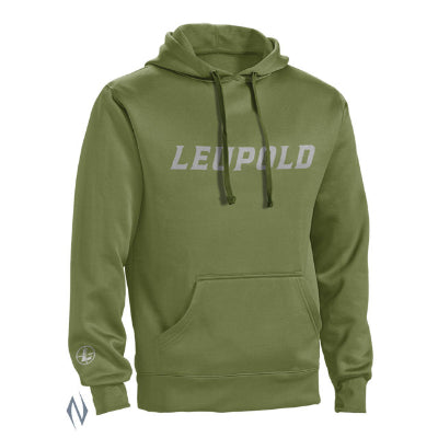 LEUPOLD LEUPOLD LOGO HOODIE SHADOW GREEN XL - SKU: LE172552 - Size: XL, 100-200, Amazon, Apparel, ebay, leupold, size-xl, sweaters