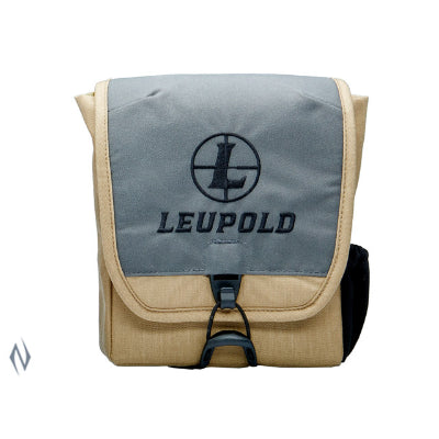 LEUPOLD GO AFIELD BINO CASE TAN / GREY LGE - SKU: LE172616, 50-100, Amazon, backpacks-tactical-bags, ebay, leupold, Shooting-Gear
