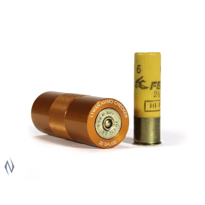 LYMAN AMMO CHECKER SINGLE CALIBRE 20GA - SKU: LY-AC20G, case-gages-bullet-comparators, ebay, lyman, Reloading-Supplies, under-50