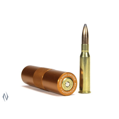 LYMAN AMMO CHECKER SINGLE CALIBRE 7.62 X 54R - SKU: LY-AC7.62X54R, case-gages-bullet-comparators, ebay, lyman, Reloading-Supplies, under-50