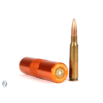 LYMAN AMMO CHECKER SINGLE CALIBRE 7X57 MAUSER - SKU: LY-AC7X57, case-gages-bullet-comparators, ebay, lyman, Reloading-Supplies, under-50