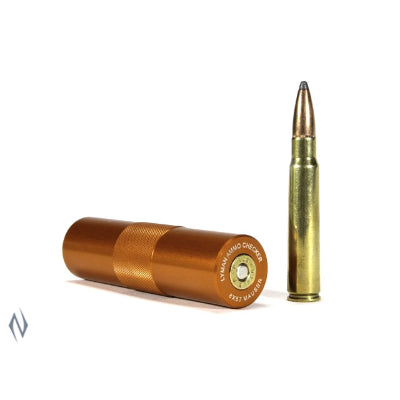 LYMAN AMMO CHECKER SINGLE CALIBRE 8MM X 57 MAUSER - SKU: LY-AC8X57, case-gages-bullet-comparators, ebay, lyman, Reloading-Supplies, under-50