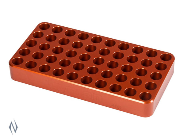 LYMAN ALUMINIUM LOADING BLOCK .485 - SKU: LY-ALB485
