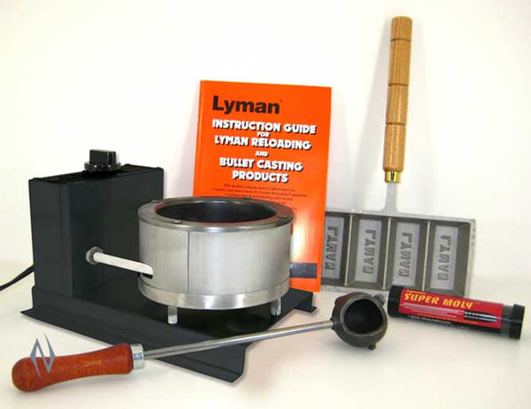 LYMAN BIG DIPPER CASTING KIT 230V - SKU: LY-BDCK a  from LYMAN sold by the best firearms store in Australia - Safari Firearms