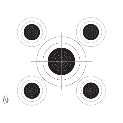 LYMAN AUTO ADVANCE RIMFIRE TARGET ROLL BULLSEYE - SKU: LY-BTR, Amazon, ebay, lyman, paper-targets, Shooting-Gear, Targets-Target-Holders, under-50