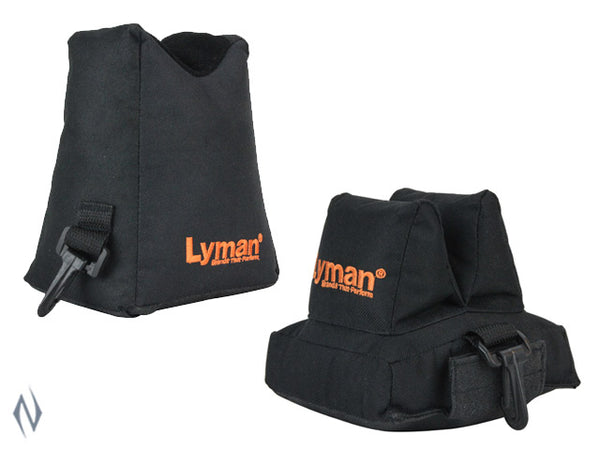 LYMAN CROSSHAIR COMBO SHOOTING BAG - SKU: LY-CCSB a  from LYMAN sold by the best firearms store in Australia - Safari Firearms