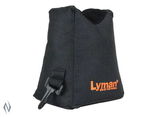 LYMAN CROSSHAIR FRONT SHOOTING BAG - SKU: LY-CFSB a  from LYMAN sold by the best firearms store in Australia - Safari Firearms