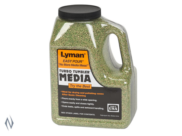 LYMAN CORN COB MEDIA 2 LB - SKU: LY-M2 a  from LYMAN sold by the best firearms store in Australia - Safari Firearms