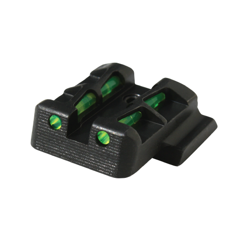 HIVIZ LiteWave Smith & Wesson M&P Shield Rear Sight - SKU: MPSLW11, 50-100, ebay, hi-viz, HIVIZ, Optics, rear-sights-accessories