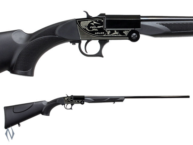 ADLER MT204 410 26 INCH SYNTHETIC SINGLE BARREL - SKU: MT204410, 200-500, adler, break-shotguns, Firearms, Shotguns