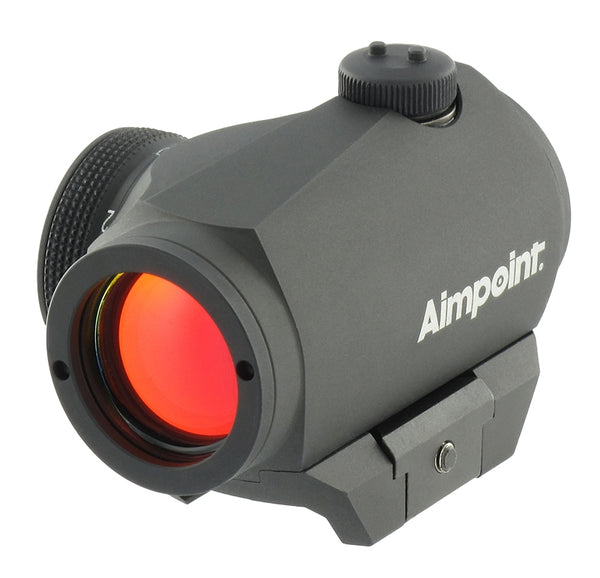 AIMPOINT MICRO H-1 4 MOA SPORTING SIGHT - SKU: AP-11910, 500-1000, aimpoint, ebay, Optics, red-dot-reflex-sights