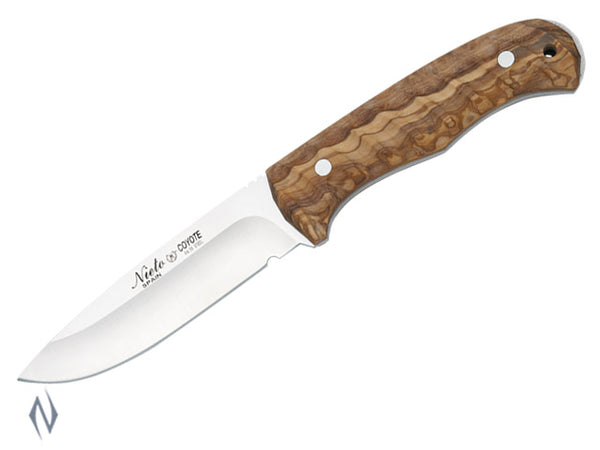 NIETO 2048 COYOTE TACTICAL OLIVE WOOD 10CM - SKU: N-2048 a  from NIETO sold by the best firearms store in Australia - Safari Firearms