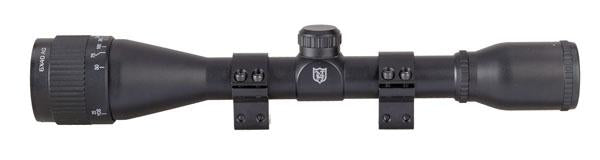NIKKO STIRLING - Mountmaster 6x40 Adjustable Objective 3/8 mount recoil stop - SKU: NMM640AO, 50-100, ebay, nikko-stirling, Optics, rifle-scopes, variable-zoom