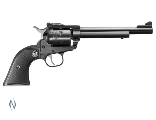 RUGER SINGLE SIX 17HMR BLUED 165MM - SKU: NR6L17 a  from RUGER sold by the best firearms store in Australia - Safari Firearms