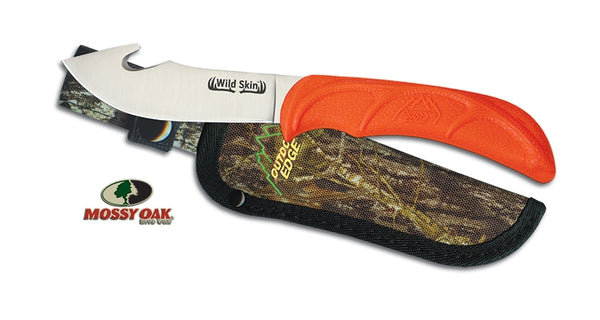OUTDOOR EDGE Wild-Skin,Gut-Hook Skinner (Orange) - SKU: OE-WS-10C, 50-100, Amazon, ebay, fixed-blade-knives, Knives-Tools, outdoor-edge