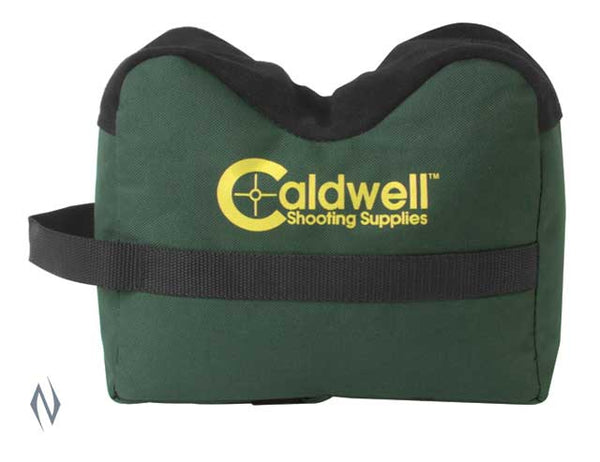 CALDWELL DEADSHOT FRONT BAG FILLED - SKU: P-FBRB a  from CALDWELL sold by the best firearms store in Australia - Safari Firearms