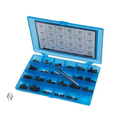 PACHMAYR 277 PIECE GUNSMITH SCREW KIT - SKU: P-GSK, 100-200, ebay, Gunsmithing-Supplies, gunsmithing-tools, pachmayr