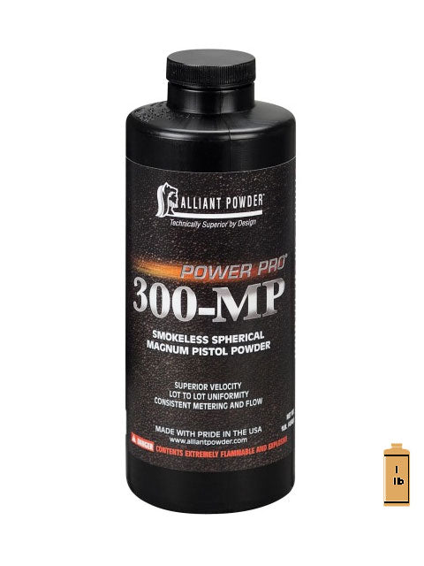 ALLIANT POWER PRO 300 1LB .454 KG - SKU: PPRO300-1 a  from ALLIANT sold by the best firearms store in Australia - Safari Firearms