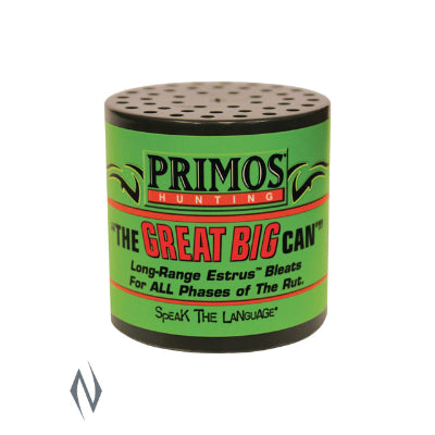 PRIMOS DEER CALL THE GREAT BIG CAN - SKU: PR738, Amazon, ebay, game-calls, Hunting-Gear, primos, under-50