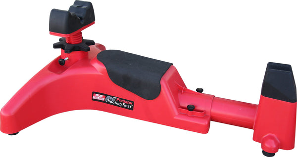 MTM - PREDATOR SHOOTING REST RED - SKU: PSR-30, 100-200, ebay, mtm, Shooting-Gear, shooting-rests-bags