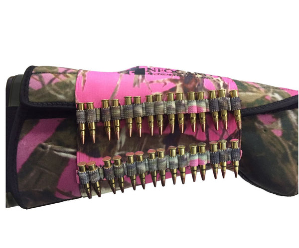 NeoGuard - Ammo Holders Pink - SKU:NBSHRF Pink, amazon, ammunition-carriers, ebay, neogard, Shooting-Gear, under-50