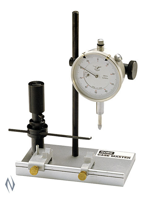 RCBS CASE MASTER GAUGING TOOL - SKU: R87310, 200-500, case-gages-bullet-comparators, ebay, rcbs, Reloading-Supplies